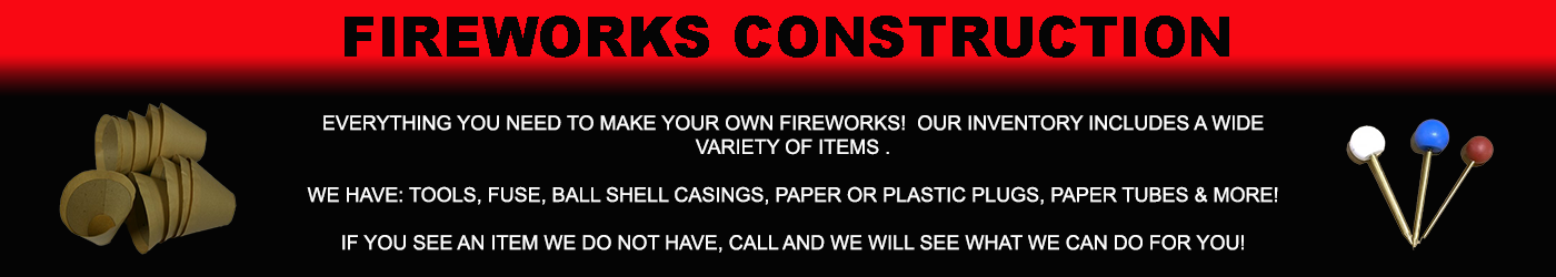 Fireworks Construction
