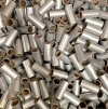 "50 pc 3/4"" id - 2 1/8"" Long Silver Kraft Tube"