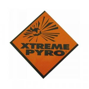 Xtrream Pyro Placard Sticker