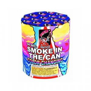 1pc Smoke in the Can