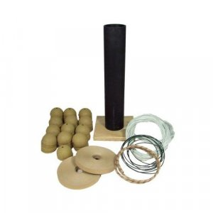 "2"" Ball Shell Kit"