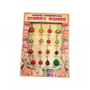 Cherry Bomb Display