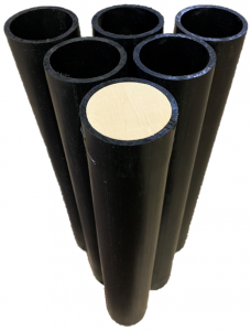 "2"" HDPE DR17 Mortar Tube"