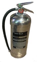 2.5gal Re-certified Water Fire Extinguisher