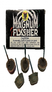 Black Cat Magnum Flasher
