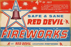 Red Devil Fireworks